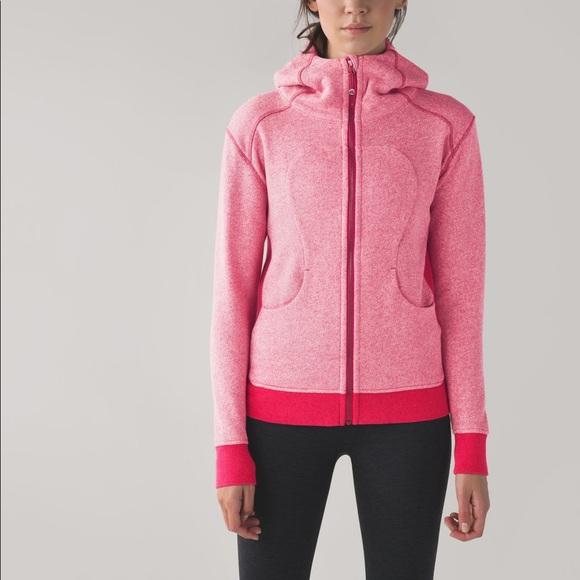 Lululemon on the Daily Hoodie zip up jacket
